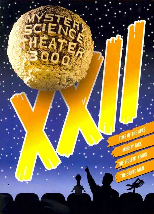 MYSTERY SCIENCE THEATER 3000 VOL 22 BY MYSTERY SCIENCE THEA (DVD)